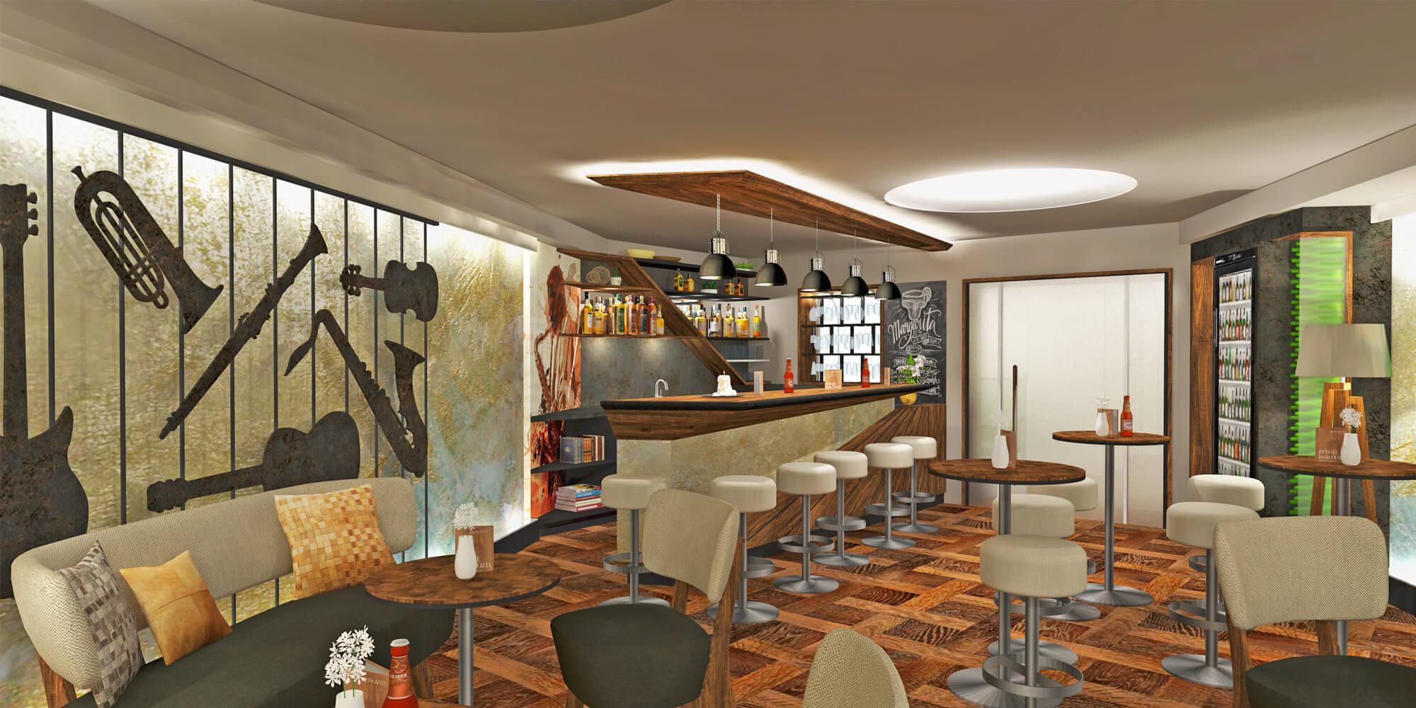 Crea-Plan-Design-Rauch-Frühmann-Architektur-Innenarchitektur-Design-Projekt-Referenz-Hotelerie-Gastronomie-Hotel-Bergergut-Bar