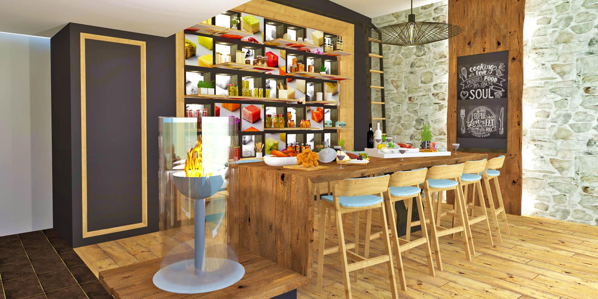 Crea-Plan-Design-Rauch-Frühmann-Architektur-Innenarchitektur-Design-Projekt-Referenz-Hotelerie-Gastronomie-Hotel-Bergergut-Shop-A