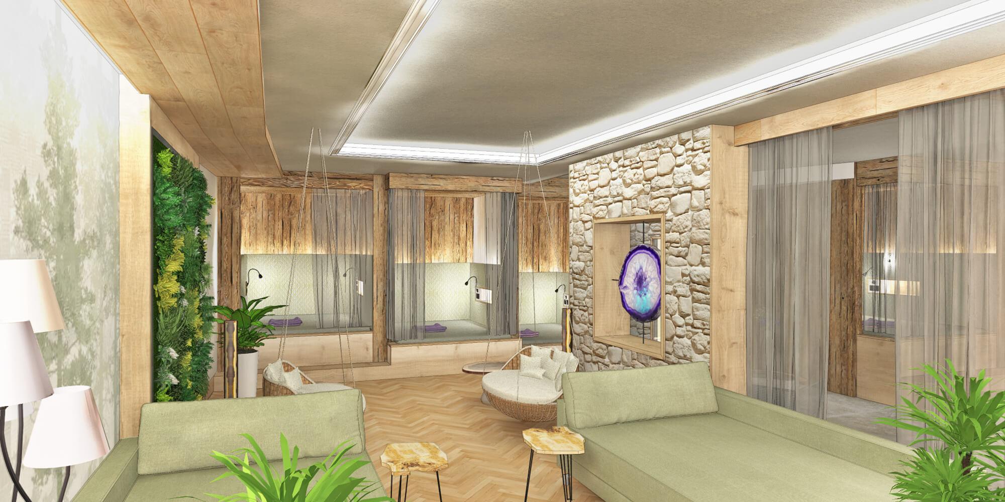 Crea-Plan-Design-Rauch-Frühmann-Architektur-Innenarchitektur-Design-Projekt-Referenz-Hotelerie-Gastronomie-Hotel-Bergknappenhof-Ruheraum-3