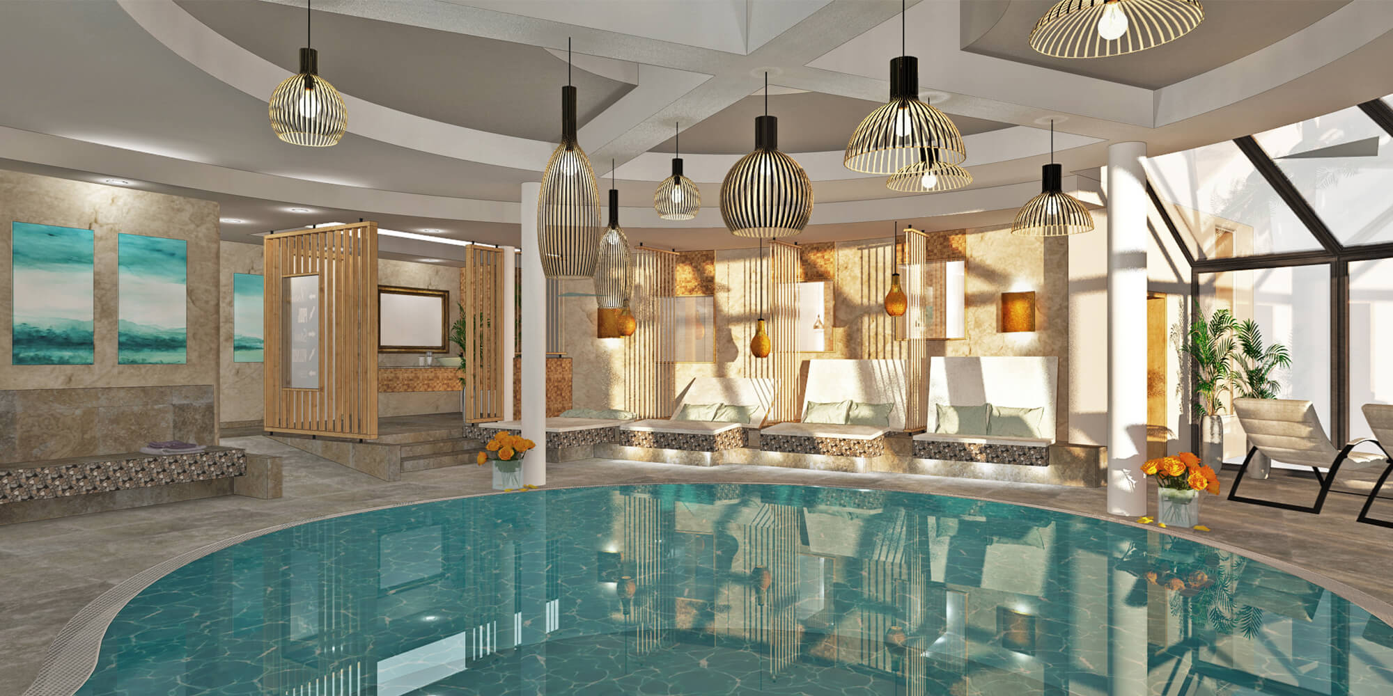 Crea-Plan-Design-Rauch-Frühmann-Architektur-Innenarchitektur-Design-Projekt-Referenz-Hotelerie-Gastronomie-Hotel-Guglwald-Wellness-B