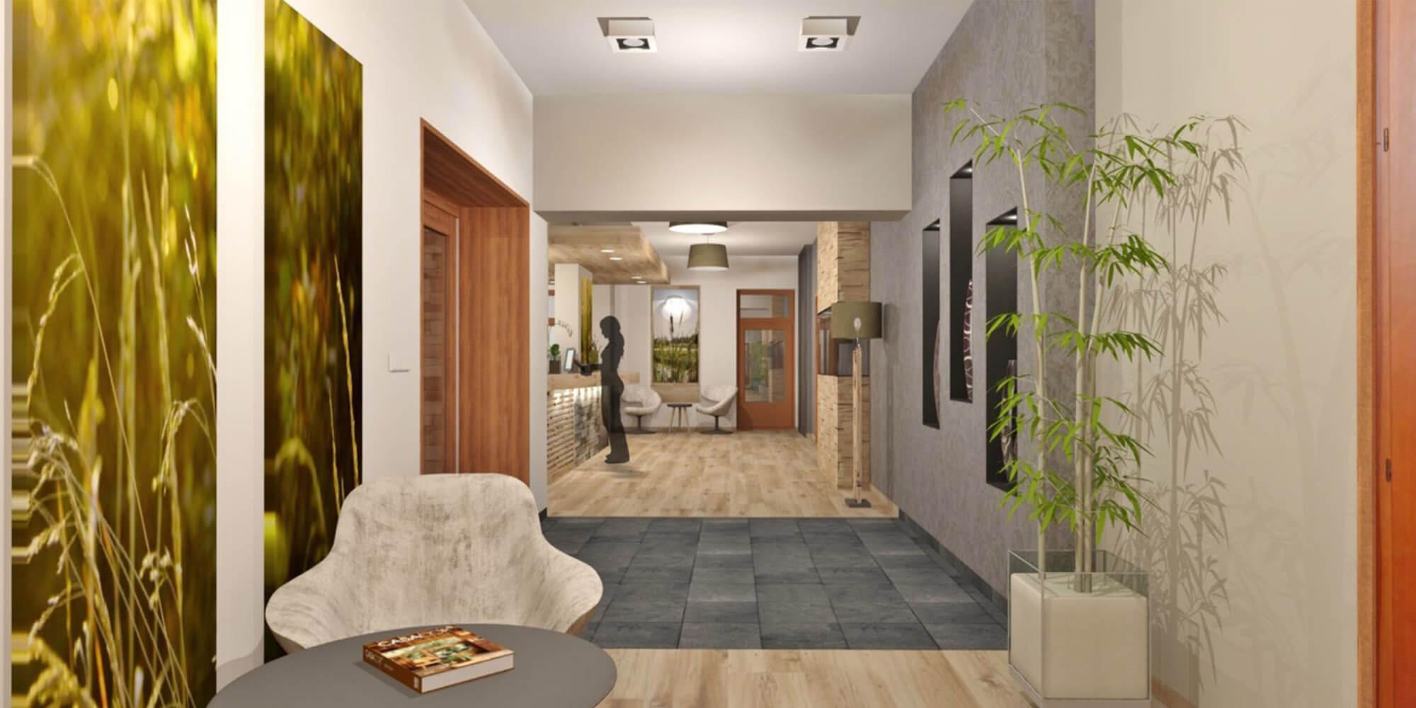 Crea-Plan-Design-Rauch-Frühmann-Architektur-Innenarchitektur-Design-Projekt-Referenz-Hotelerie-Gastronomie-Hotel-Sporthotel-Zaton-Gang