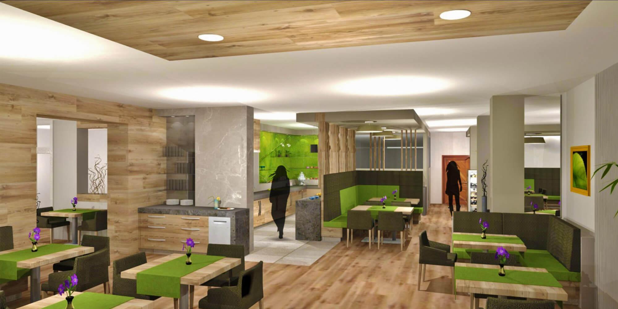 Crea-Plan-Design-Rauch-Frühmann-Architektur-Innenarchitektur-Design-Projekt-Referenz-Hotelerie-Gastronomie-Hotel-Sporthotel-Zaton-Restaurant
