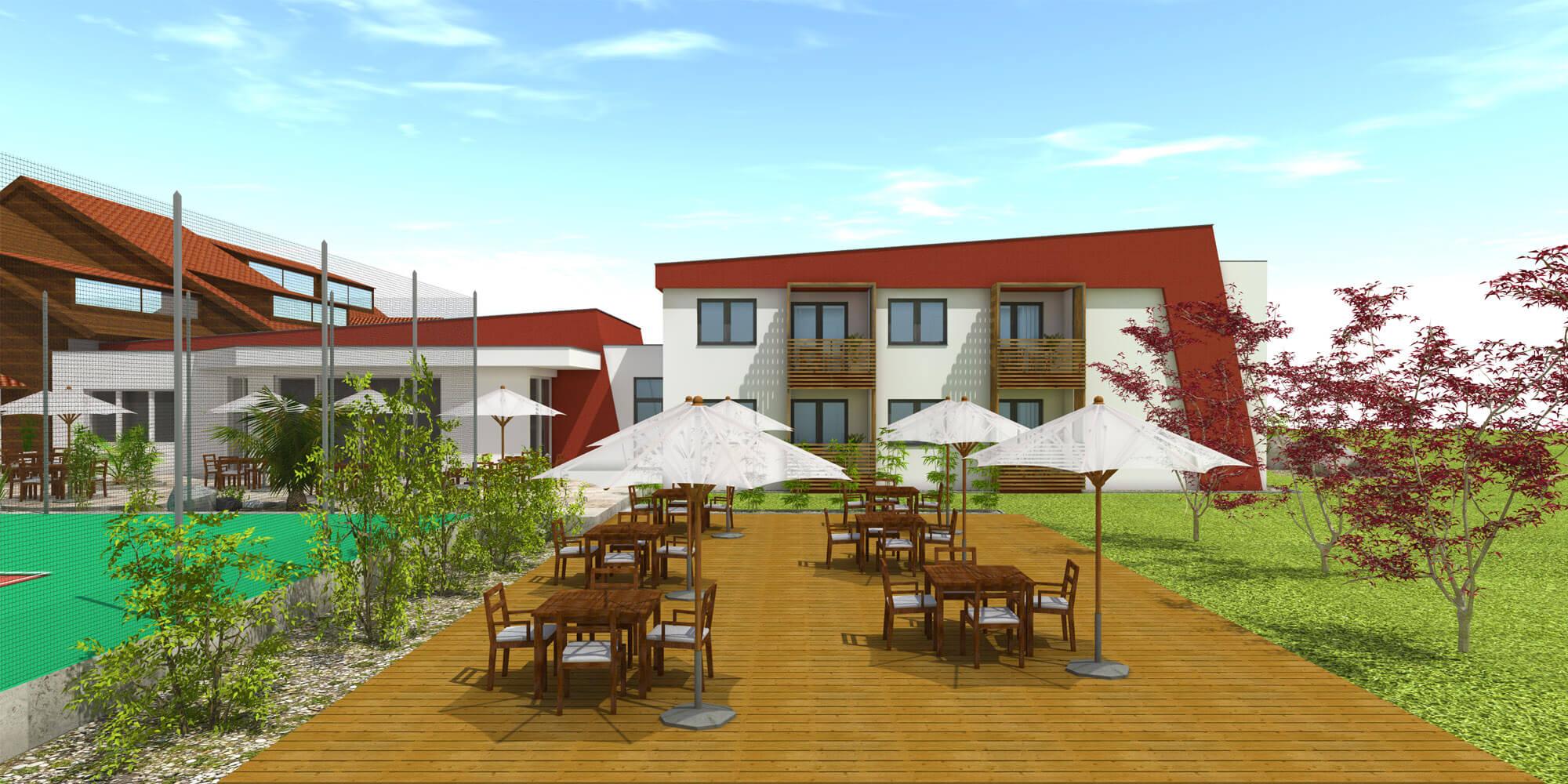 Crea-Plan-Design-Rauch-Frühmann-Architektur-Innenarchitektur-Design-Projekt-Referenz-Hotelerie-Gastronomie-Hotel-Sporthotel-Zaton-Zubau-Zimmer-2